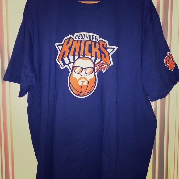 8d7a0d231 Limited Action Bronson x New York Knicks T-shirt